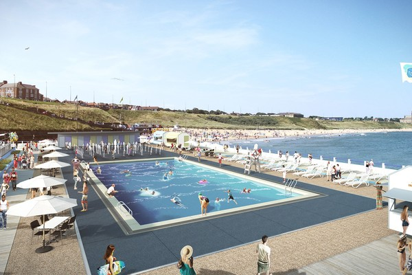 Local collaboration uncovers insight into support for Tynemouth Outdoor Pool regeneration